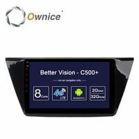 Ownice C500 10 1 Octa 8 Core 1024 600 Android 6 0 Car Radio GPS Navi