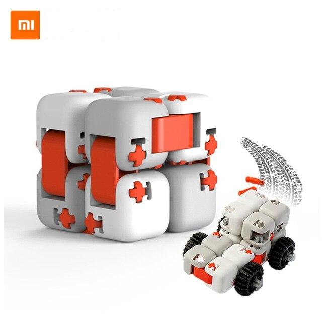 Pocket Size Xiaomi Mitu Spinner Finger Bricks Intelligence Toys Smart Finger Toys Portable For xiaomi smart home Gift for Kid