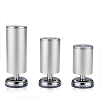 4 Pcs Adjustable TV Ark Cabinet Feet Sofa Bed Foot Heavy Foot Hardware Furniture Thickening Table