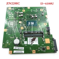 ZN220IC With I3 6100 CPU All in one mainboard For ASUS ZN220IC Desktop motherboard 90PT01N0 R03000 Tested Working FREE SHIPPING