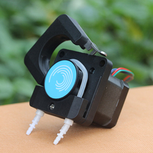 DC 12v 24v peristaltic pump dosing pump + 42 Stepper Motor Tubing Hose diaphragm pump vacuum Aquarium Lab Analytical Water