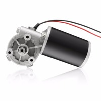 UXCELL JCF63R DC 220V 80W 400RPM High Torque Reversible Electric Gear Motor 400RPM High Quality
