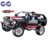 Decool 3341 Technic Extreme Cruiser Block Brick Toy Set Boy Game Car Off Roader Compatible With