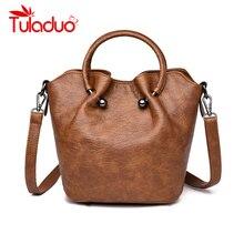 Women's Handbag 2019 New Women Messenger Bag Casual Women PU Leather Handbags Lady Classic Shoulder Bags Female Tote Bags цены онлайн