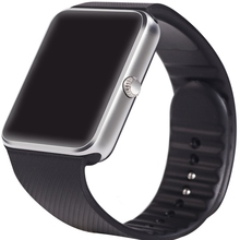Gt08 smartwatch mit kamera wristwear uhr bluetooth android smart watch mit sim-karte kamera passometer sync digital-uhr