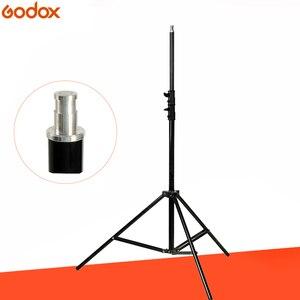 Image 1 - SN303 260cm Studio flash Light stand tripod Ajustable Photo Studio Accessories For Softbox Photo Video Lighting Flashgun Lamps