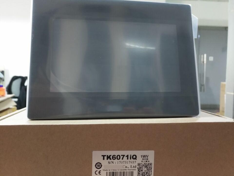 TK6071IQ new touch screen HMI 7 inch TFT LCD 800 * 480 128MB Flash 32Bit full replace TK6070IQ сетка panasonic для бритв es 718 719 725 rw30 es9835136 page 5