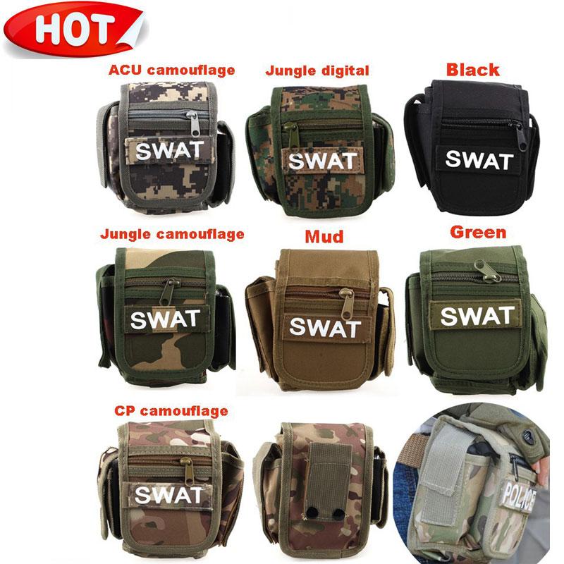 Prix pour Militaire Pack armes tactiques plein air Ride sac spécial étanche goutte utilitaire cuisse Pouch Camping taille Fanny Pack téléphone poche