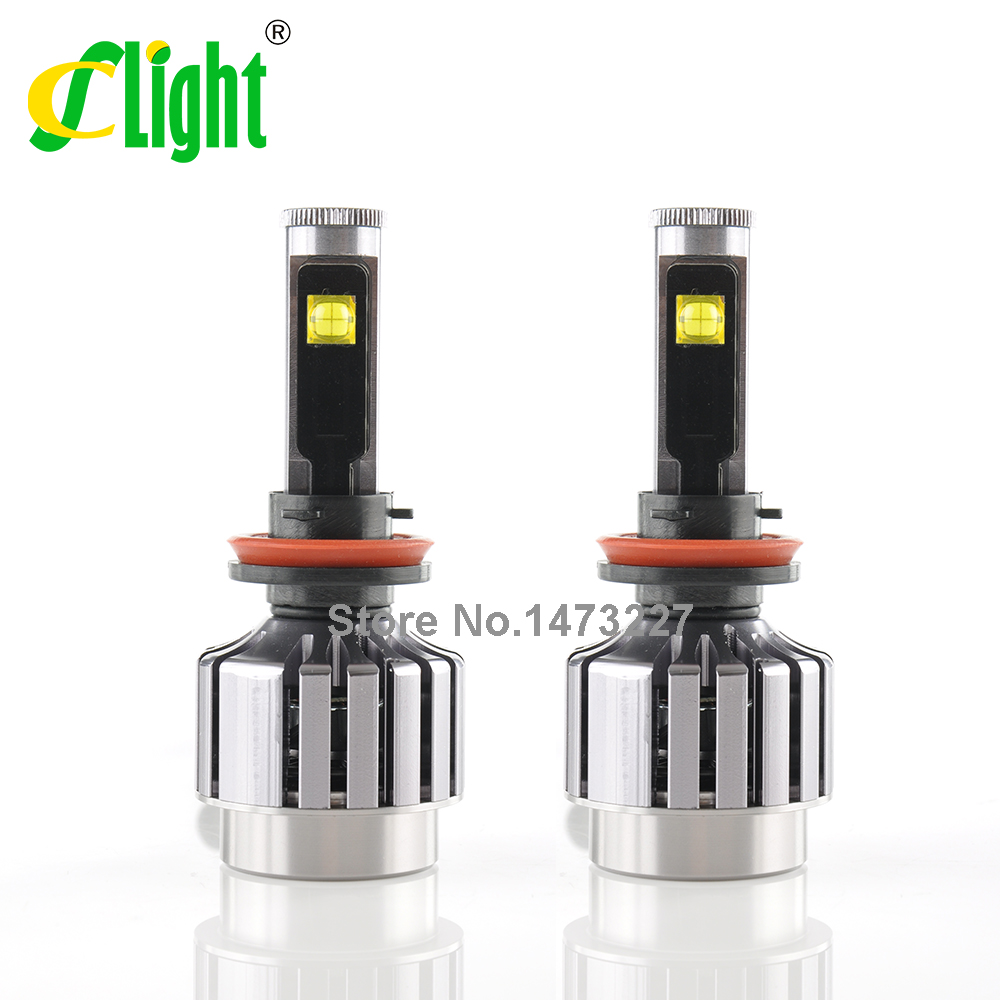 H8 H11 Led Head font b Lights b font For Car H9 High Power Cree chips
