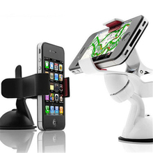 Universal Mobile Phone Holder For Xiaomi Redmi Note 3 Pro Mi5 Mi 4c Car Windshield Mount