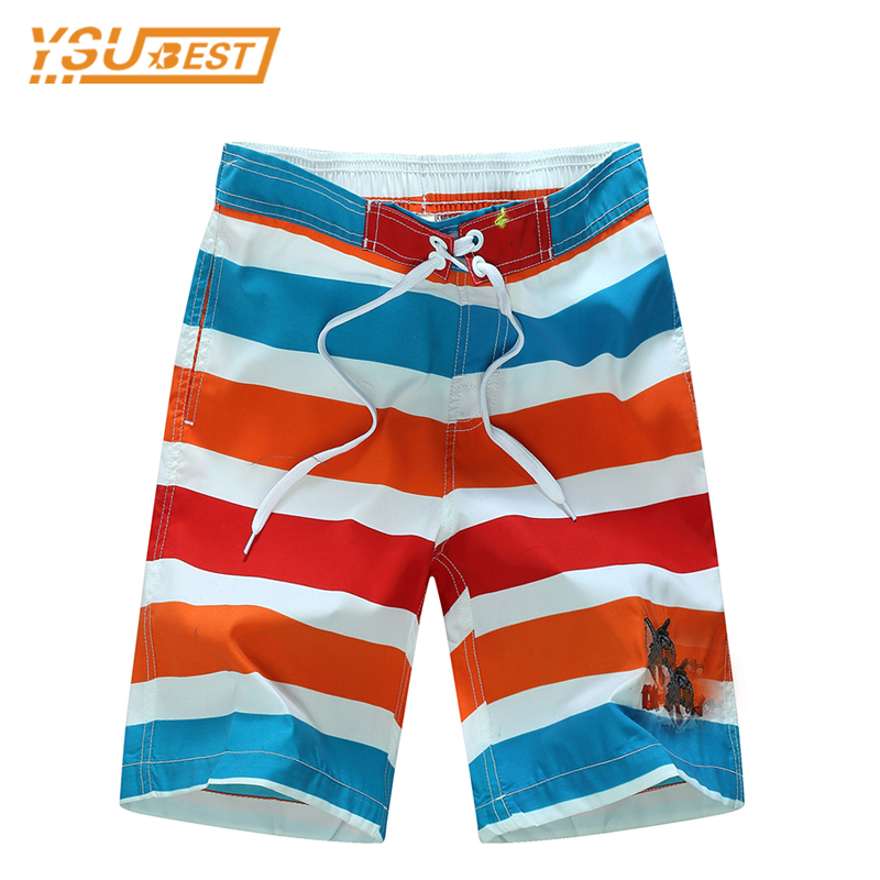 a35cd4a8d8 2018 Summer Stripe Boys Shorts 7 14yrs Boys Swimming Surf Shorts Cartoon  Cat Children Beach Shorts Campaign Quick Drying Mouse-in Shorts from Mother  & Kids ...