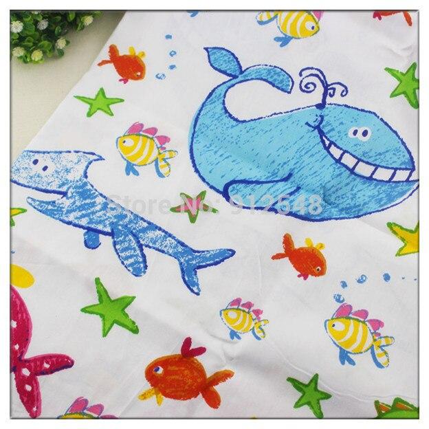 15317118, 50 cm * 150 cm serie de dibujos animados de tela de algodón, diy patch