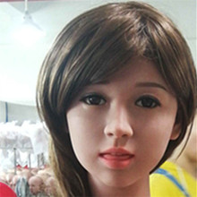 NEWSex Doll Head for Oral Sex Sex Toys Adult Toys Head Only with Removable Tongue Body Not Included