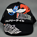 Fairy Tail Happy Cosplay Cap Going Merry charm Costume Baseball cap Adult Blank Snapback Caps Novelty Outdoor Summer Trucker Hat