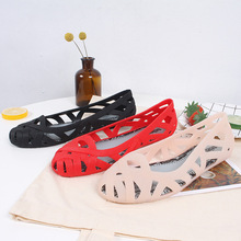Melissa Women Jelly Sandals 2019 Breathable Shoes Parent-child Girls Beach
