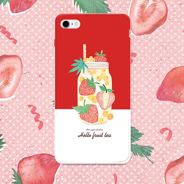 fruit iphone 7 plus case