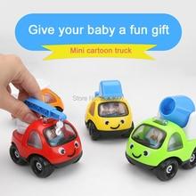 Kids Toy Car Truck Mini Cartoon Inertia
