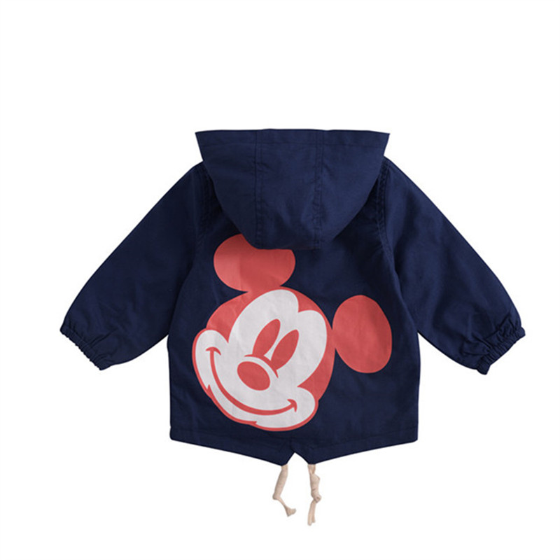 2018 Aileekiss Jacket Coat Spring Autumn Children 39 s Jacket Print Baby Boy Clothes Children Tops Outwear kids Clothes 80 150cm in Jackets amp Coats from Mother amp Kids