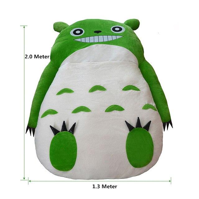 1 3x2 0m My Neighbor Totoro Tatami Sleeping Beanbag Sofa Single Bed Mattress For Kids