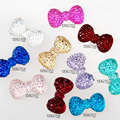 100pcs 23*12.5mm Resin Cabochons bow tie Jewelry Findings,Druzy Cabochons-100623