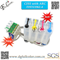For Xp204 Ciss Ink System With ARC CHIP For Epson Expression Xp 204 Printer Ciss T1971