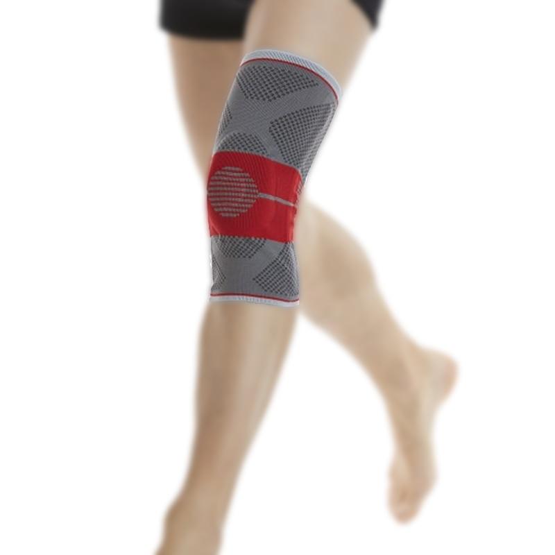 Prix pour OLI exclusive conception d'aspect de silice gel genouillère basket-ball genou protecteur soutien Rodillera livraison gratuite # knee1601