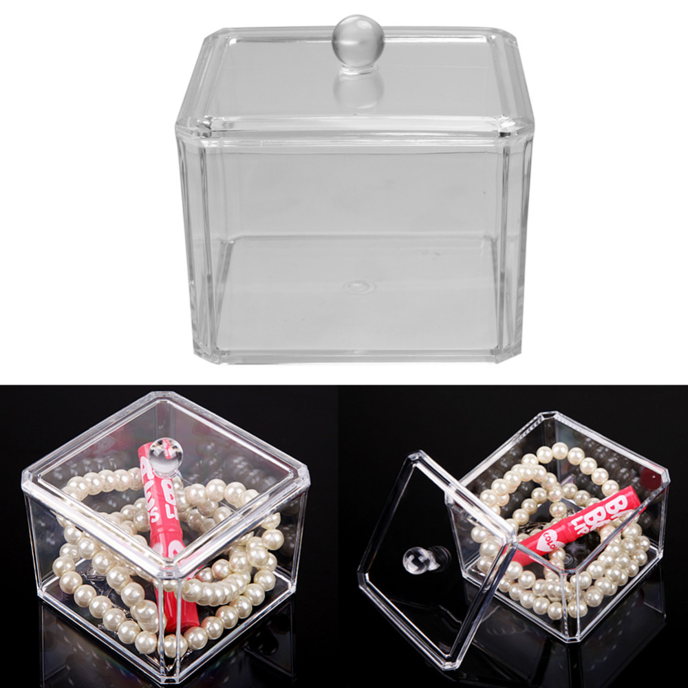 Aliexpress.com : Buy New Makeup Organizer Cosmetic Case Drawers Jewelry  Storage Box Transparent for Lipstick Make up Tools from Reliable cosmetic  tool box ...