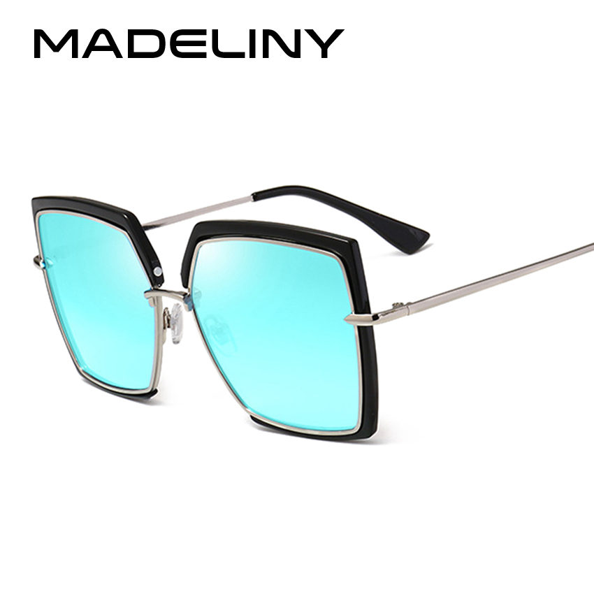 Ma377 Femminile Fashion Sole c3 Da Lady Vintage Design Square c7 Madeliny Uv400 Shades Brand Oversize Occhiali Donne 2018 c2 c5 C1 c4 c6 4x8ZgZ