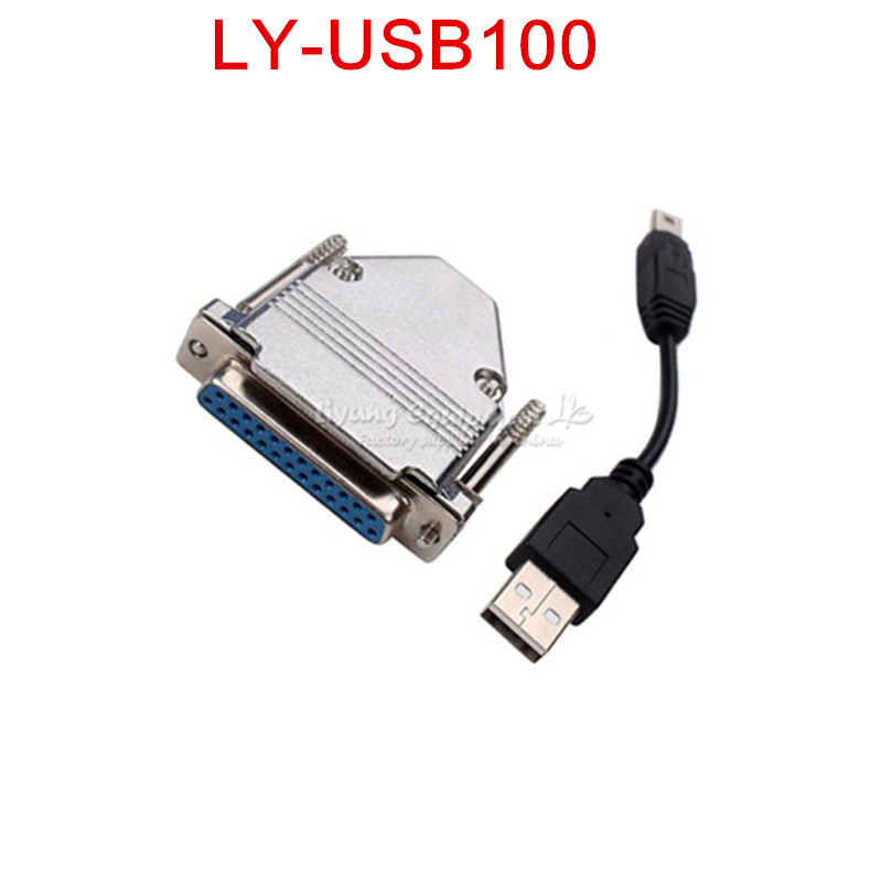 CNC Wood Router Parallel to USB Conver Adapter CNC Engraving Machine USB MACH3 Controller LY-USB100 UC100CNC Wood Router Parallel to USB Conver Adapter CNC Engraving Machine USB MACH3 Controller LY-USB100 UC100