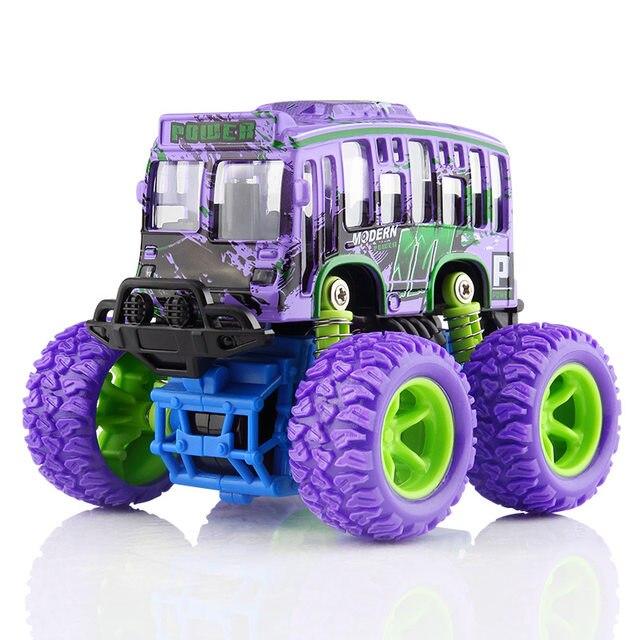 online shop 1 piece monster truck inertia kids toy vehicles baby
