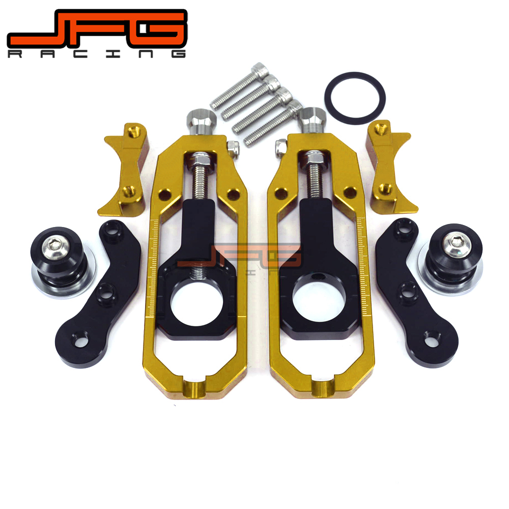 Chain Adjusters Tensioners With Spool Fit for Aprilia RSV4 2010 2011 2012 2013 2014 motorcycle cnc chain adjusters tensioners with spool fit for aprilia rsv4 2010 2014 2010 2011 2012 2013 2014 10 11 12 13 14
