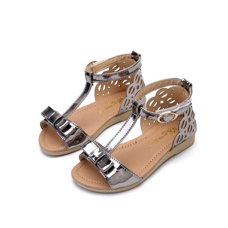 New Style 2017 Baby Girls Summer Shoes Girls Hollow Out ...