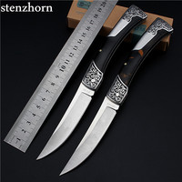 2017 Authentic Self Defense Wilderness Survival High Hardness Knife Knife With Wild Fruit Knife Folding Knives