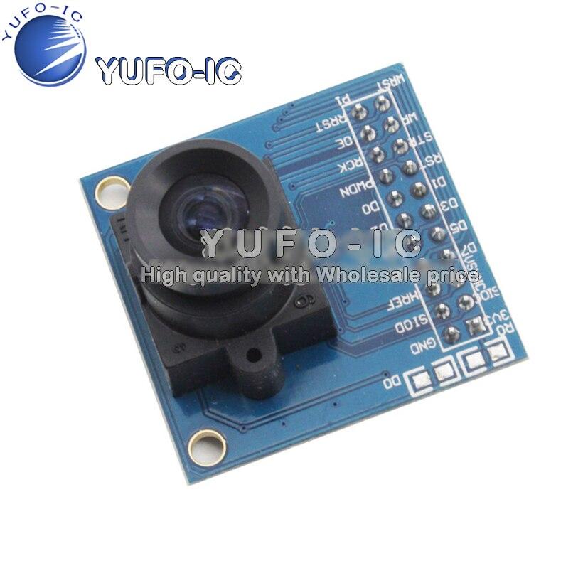 Камера Совет по развитию FPGA + USB2 0 OV7670 ov8865 mt9m001 mt9f002