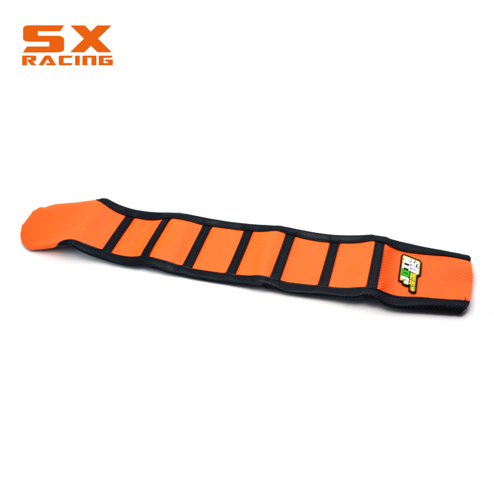 Motorcycle Rubber Gripper Soft Seat Cover For KTM SX EXC XC SXF XCW 85 105 125 150 250 300 450 500 525 2011 2012 2013 2014 2015