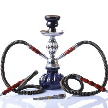 High Quality 4 Color Available Arab style Professional Large Hookah Shisha Nargile Water Pipe
