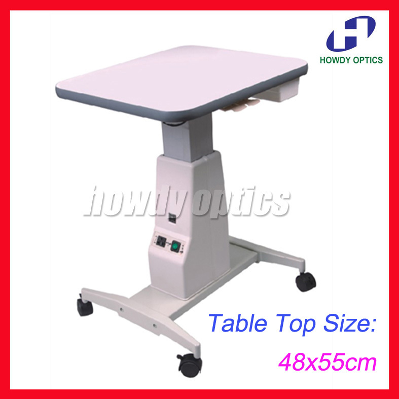 3d ophthalmic electric motorized instrument table optical Motorized table