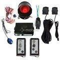 1 set Universal Fit 24 V Auto Lkw Alarm Security System Auto Alarme Schutz Mit Keyless Entry Remote 4 Tasten Alarmanlage    -