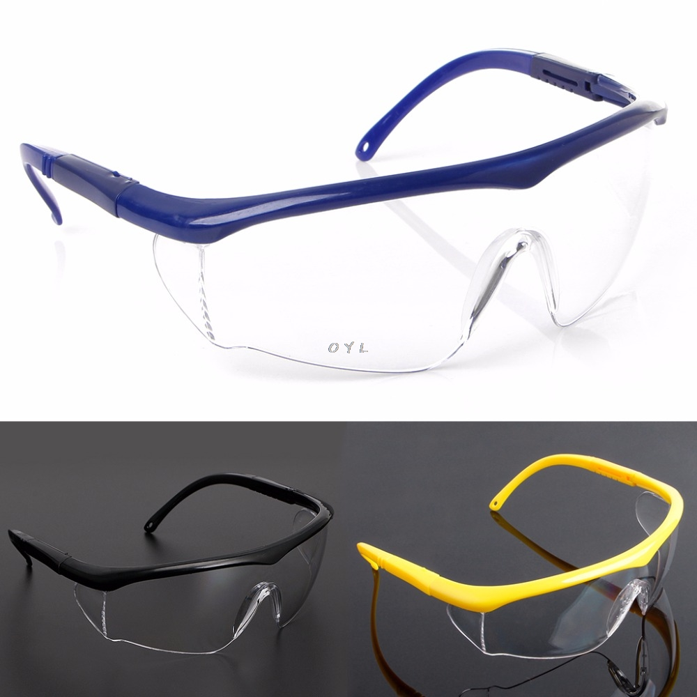 Safety Goggles Work Lab Laboratory Eyewear Eye Protection Glasse Spectacles