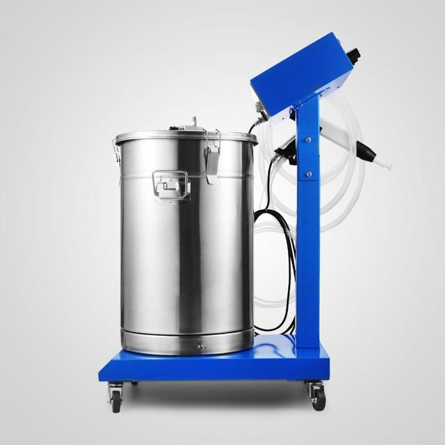 New Electrostatic Spray Powder Coating System  Machine Spraying Gun Paint System Powder Coating Equipment