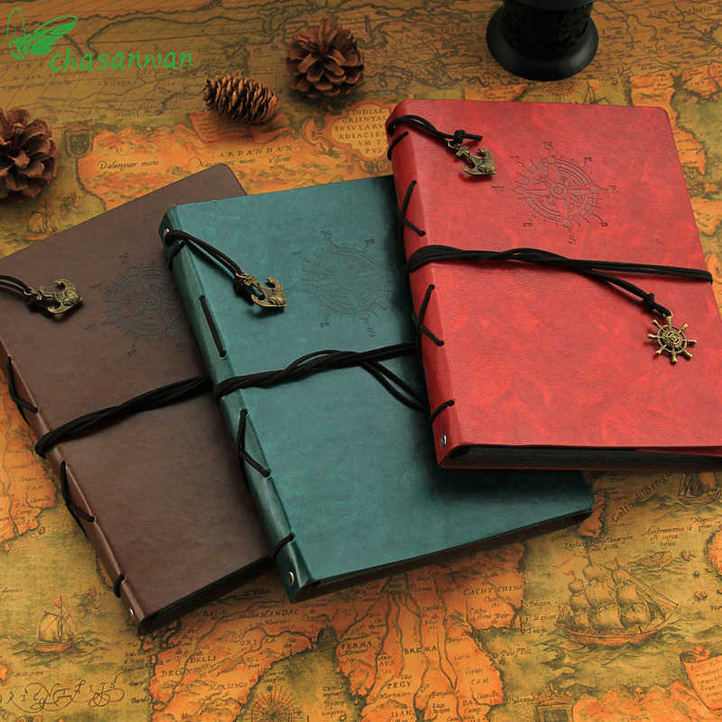 30 Sheets 8 Inch DIY Retro Vintage Leather Photo Album Baby  Autograph Commemorative Graduation Scrapbook Album for Child Gift
