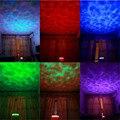 1X Ocean Wave Proyector LED lámpara de Noche, Lámpara LED alimentado por Batería Romantic Aurora Marina Sueño Proyector de Estrellas para el Dormitorio decoración