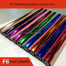 HOT STAMPING Foil PAPER/PLASTIC (64CM*120M/Roll) /Pink Red 11 Colors for Choicefoil for hot stampingfoil stampingfoil hot