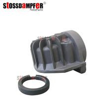 StOSSDaMPFeR Air Suspension Head Cylinder With O-Ring For W211 W220 BMW E65 E66 C5 C6 C7 Audi A8 Phaeton LR2 XJ6 2203200104 free shipping air suspension pump cylinder piston ring c5 c7 a8 phaeton x5 e39 a6 l322 w211 w220 e65 e66 lr2 xj6