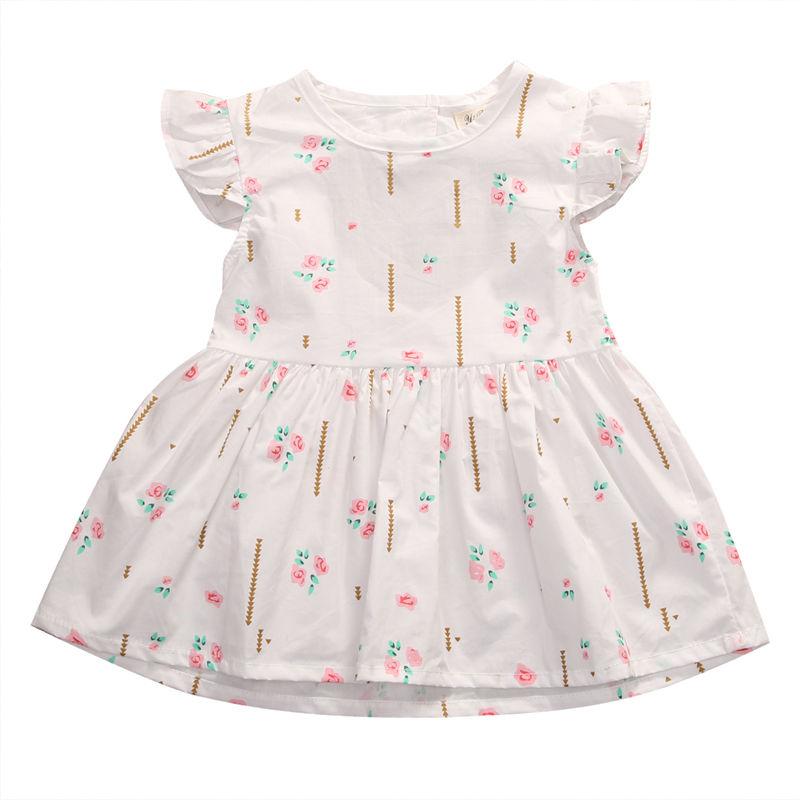 Floral-Infant-Toddler-Baby-Girls-Clothing-Dresses-Princess-Party-Short-Sleeve-Cotton-Flower-Cute-Kids-Tutu-Dress-5