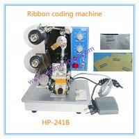 100 Warranty Ribbon Coding Machine Batch Number Manufacturing Date Coding Machine Date Stamp Machine Dater