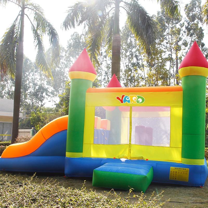 YARD óriás felfújható Bounce House 6.5x4.5x3.8M nagy méretű - Szórakoztató és szabadtéri sportok - Fénykép 4