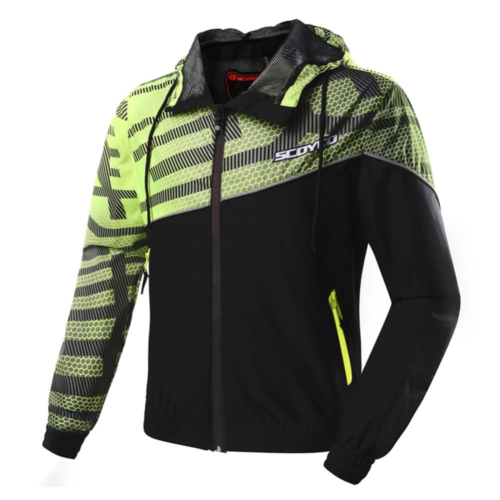 SCOYCO JK61 Motorcycle Waterproof Jacket Chaqueta Moto Jaqueta Motoqueiro Blouson Moto Homme Protection Gears Clothing цены
