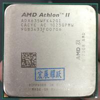 AMD Athlon II X4 635 X635 Quad Core AM3 938 CPU 100% working properly Desktop Processor