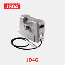 Real JSDA JD4g 119W 30000rpm Electric Brushless motor Water drills machine professional Jewelry Grinding advanced Engraving tool